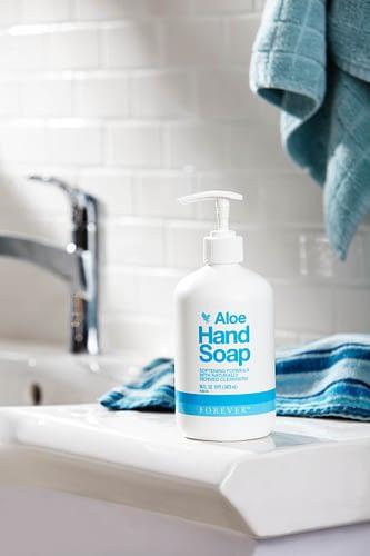 Buy Forever Aloe Hand & Face Soap New USA