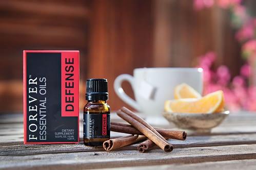Buy Forever Defense Immune Support Essential Oil Blend USA