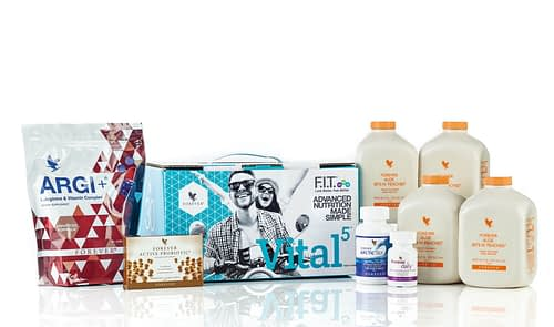 Buy Forever Vital 5 Pack with Aloe Bits n Peaches USA