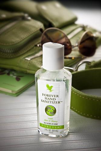 Buy Forever Hand Sanitizer with Aloe & Honey USA