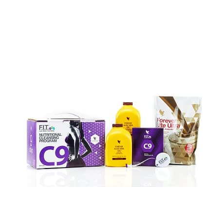 Buy Clean 9 C9 Detox Weight Loss Program Chocolate Pack USA