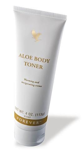 Buy Forever Aloe Body Toner - Body Toning Cream USA