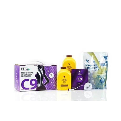 Buy Clean 9 C9 Detox Weight Loss Program Vanilla Pack USA
