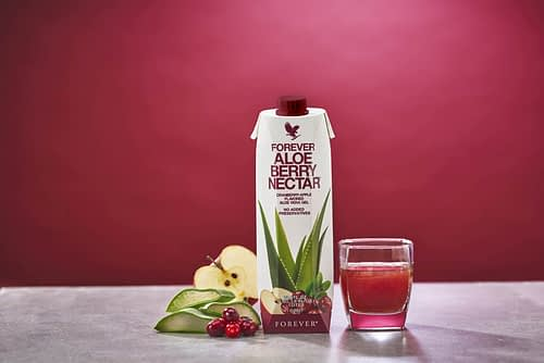Buy Forever Aloe Berry Nectar Aloe, Cranberry & Apple Juice New Packaging USA